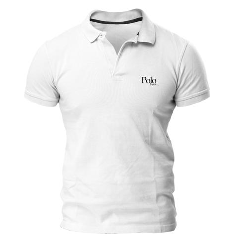 Imagem de Kit com Três Camisas Polo Piquet Regular Fit - POLO Match