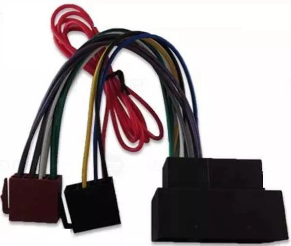 Imagem de Kit Combo DVD Pioneer AVH-A208BT + Moldura de Painel 2 Din + Chicote + Câmera de Ré + Sintonizador TV Digital E-Tech Fiat Toro