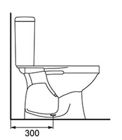 Imagem de Kit Completo Bacia com Caixa Loren One com Assento e Fixação 76,6x37,5x63,5cm Branco Lorenzetti