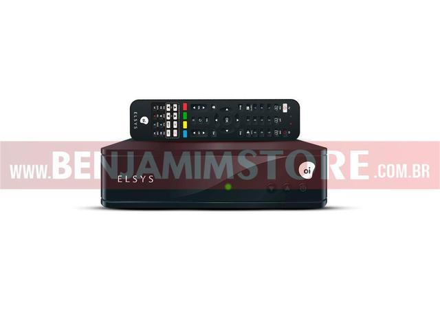 Imagem de Kit Completo Oi TVHD Livre + Controle Remoto Inteligente ETGR23 Original