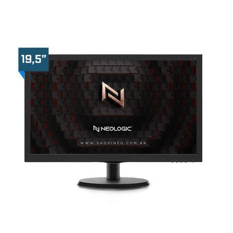 Imagem de Kit - Computador Neologic NLI81906 Intel Intel Core i3 10100 Geração 8Gb 1TB + Monitor 19,5