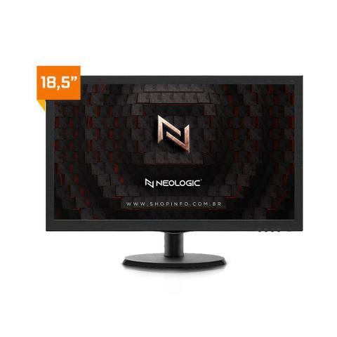 Imagem de Kit - Computador Neologic NLI81910 Intel Core i5 10400 10º Geração 8Gb 1TB + Monitor 18,5