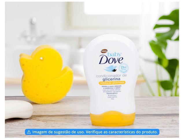 Imagem de Kit Condicionador Infantil Dove Baby Hidratação