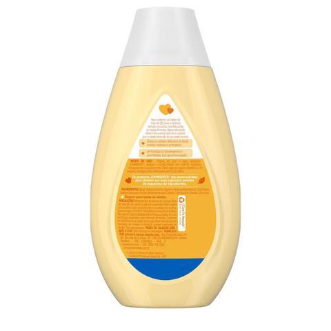 Imagem de Kit Condicionador Johnson's Baby Regular + Shampoo Johnson's Baby Regular 200ml