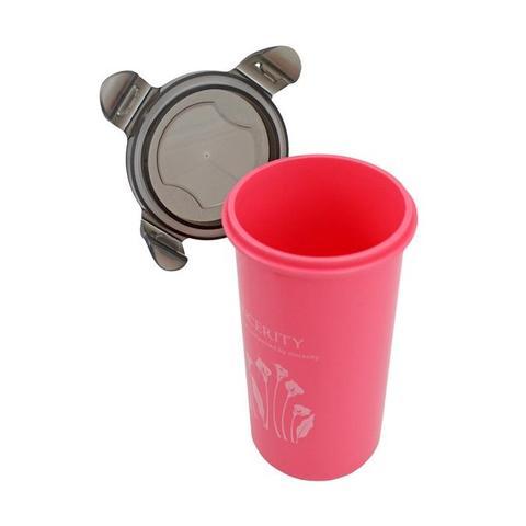 Imagem de Kit conjunto de marmita e copo com tampa fitness refeição dieta comida frezeer e microondas jacki de