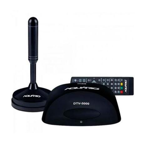 Antena Aquário Dtv-5100 Digital - Interna