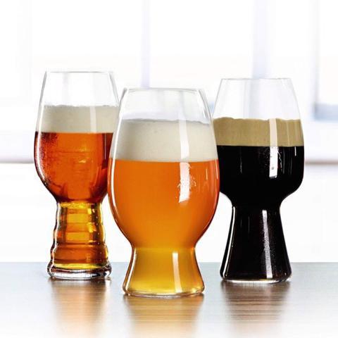Imagem de Kit Copos Spiegelau Cerveja - IPA / American Wheat / Stout