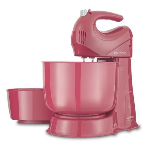 Imagem de Kit Cozinha Britânia BKT15R 3 em 1 Sweet Rosa