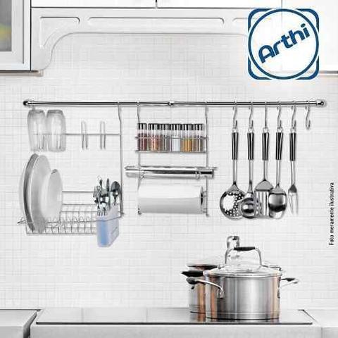 Imagem de Kit Cozinha Suspensa Cook Home 18