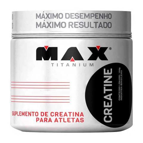 Imagem de Kit Creatina 300g + L-Glutamina 300g - Max Titanium
