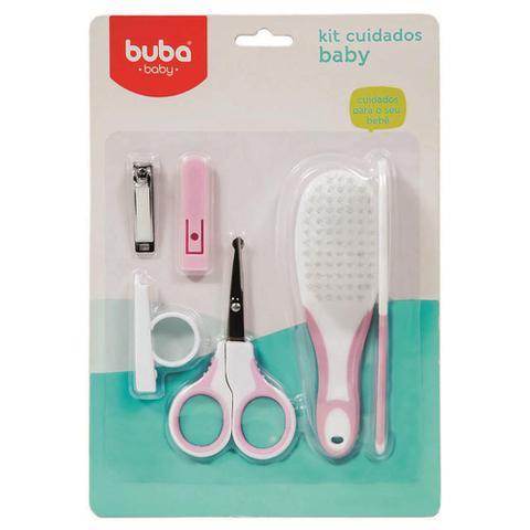 Imagem de Kit cuidados baby - 5239 cor: rosa