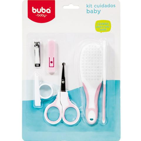Imagem de Kit cuidados Baby Buba azul