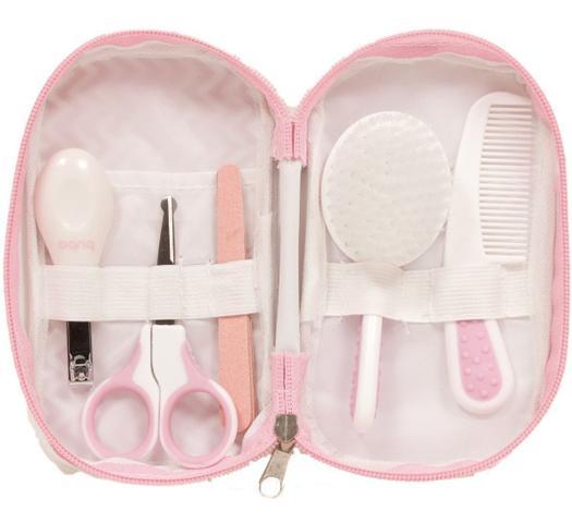 Imagem de Kit Cuidados Baby com Estojo Rosa Buba