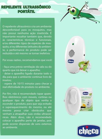 Imagem de Kit cuidados do bebê 3 peças repelente + pente+escova Chicco