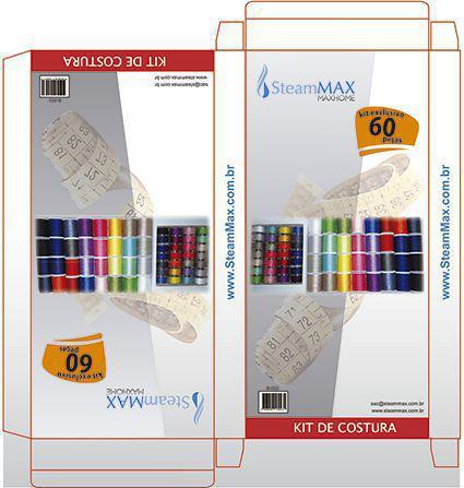 Imagem de Kit De Costura 60 Peças