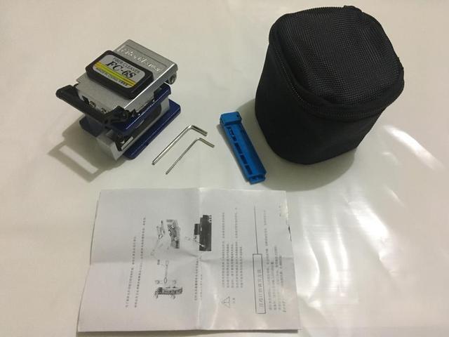 Imagem de Kit de ferramenta para manutenção de rede fibra óptica Ftth