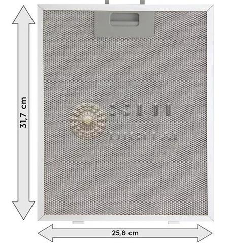 Imagem de Kit De Filtros Metálico + Carvão Para Coifas Electrolux 90cx