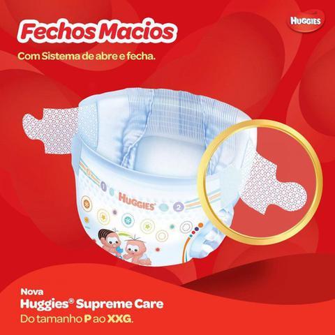 Imagem de Kit de Fraldas Huggies Hiper Supreme Care XG 312 Unidades