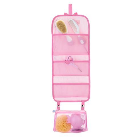 Imagem de Kit de Higiene e Cuidados para Bebê Menina Completo - Chicco