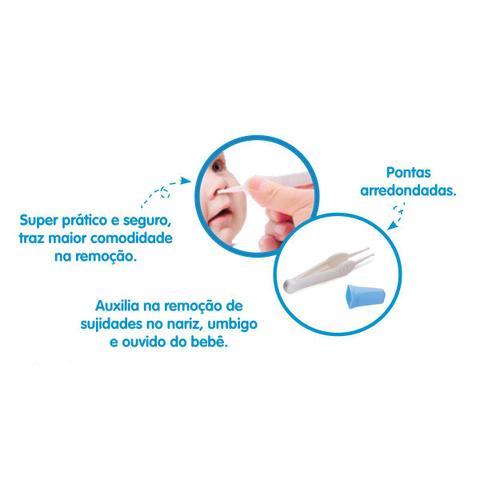 Imagem de Kit de Higiene e Cuidados para Bebês Saúde Rosa - Kitstar
