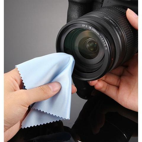 Imagem de Kit de Limpeza para Camera DSLR e Filmadoras - EC01 - 9 Peças