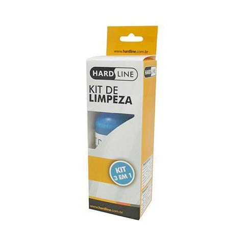 Imagem de Kit de Limpeza Para Tela LCD LED e Notebook 100ml
