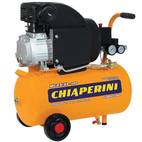 Imagem de Kit de Peças Compressor Chiaperini Mc 7,6