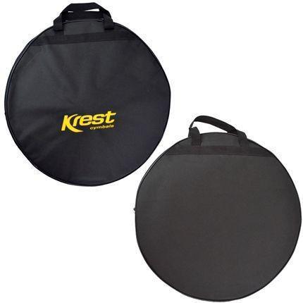 Imagem de Kit De Pratos Krest Modelo Tz 14/16/20 Liga B8 + Bag