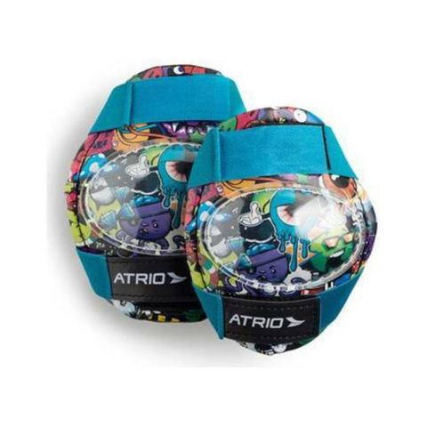 Imagem de Kit De Proteção Infantil Para Esportes Monster ES200 - Átrio