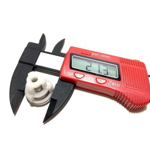 Imagem de Kit de Válvulas de Sucção e Pressão para Lavajato Electrolux L2400 Eco