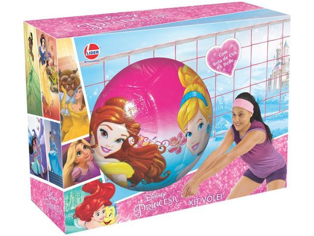 Imagem de Kit de Vôlei Disney Princesas