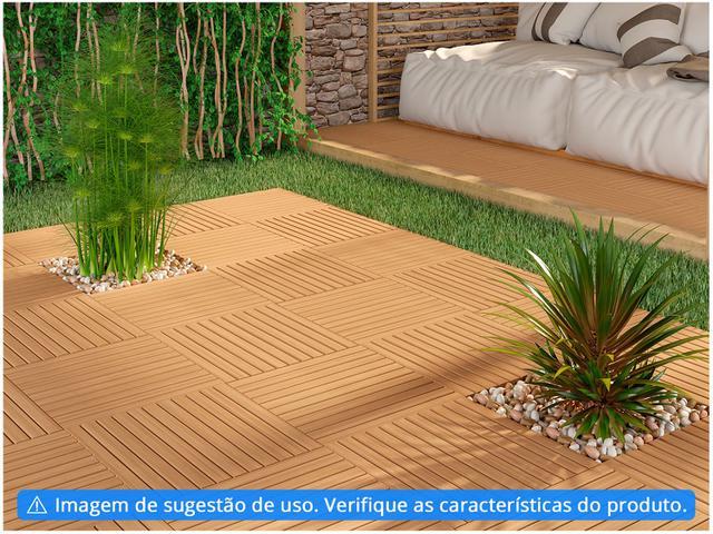 Imagem de Kit Deck de Madeira de Eucalipto Stain Jatoba