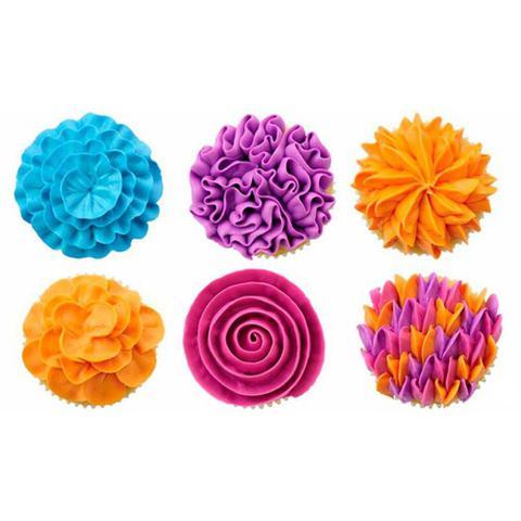 Imagem de Kit Decorador Bisnaga com 12 Bicos de Confeitar