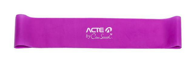 64aa5c51a Kit Elastico Mini Band Cau Saad CAU6 Acte - Acessórios Fitness ...