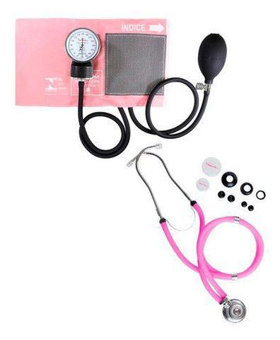 Imagem de Kit Enfermagem Completo Com Aparelho De Medir Pressão
