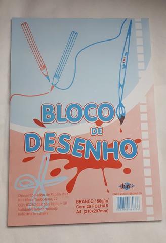 Imagem de Kit Escolar Lapis de Cor, Canetinha, Guache, Pincel, Aquarela, Canson, Massinha e Bloco Colorido