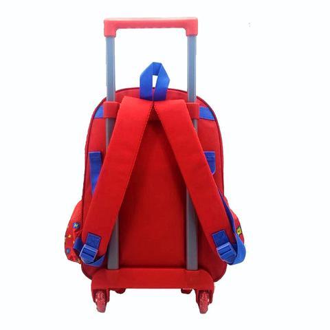 Imagem de Kit Escolar Luccas Neto - Mala com rodas, lancheira e estojo Clio Style