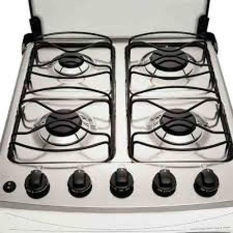 Imagem de Kit espalhadores esmaltados para fogões electrolux 4 bocas 50 sx