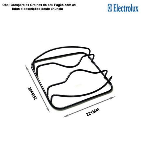 Imagem de Kit espalhadores + grelhas para fogões electrolux 4 bocas 52 exr