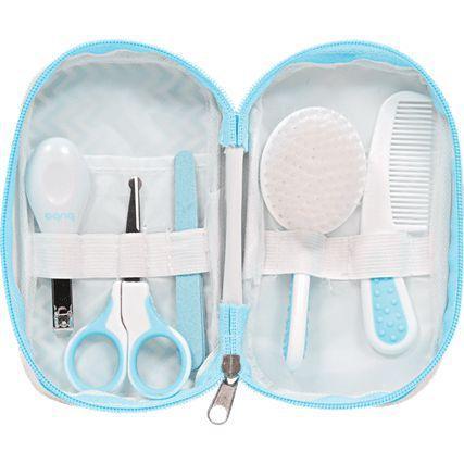 Imagem de Kit Estojo 5 pçs de Higiene e Cuidados do bebê - Buba