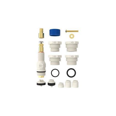 Imagem de Kit Fácil Salva Registro De Pressão 9 Em 1 Ref.061403 Blukit
