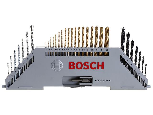 Imagem de Kit Ferramentas Bosch 100 Peças X-Line