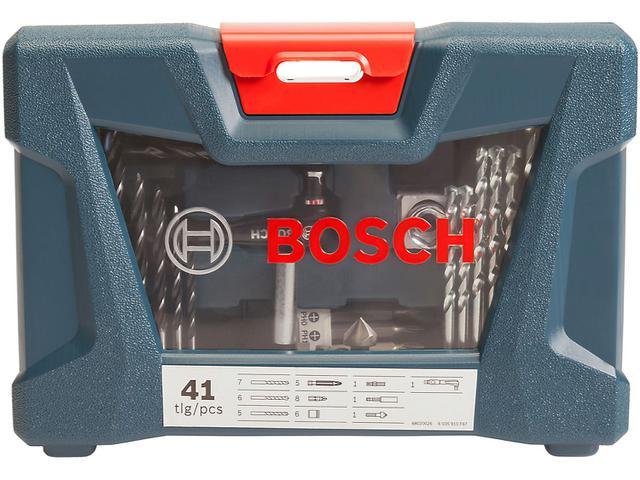 Imagem de Kit Ferramentas Bosch 41 Peças V-Line 41
