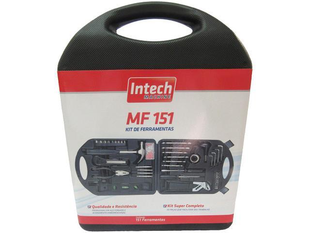 Imagem de Kit Ferramentas Intech Machine 151 Peças