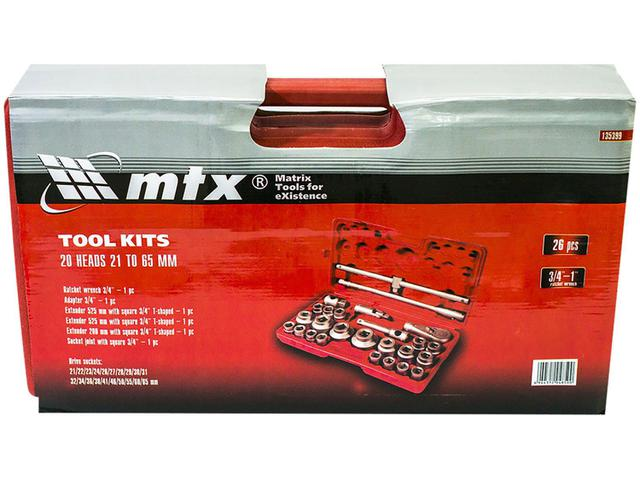 Imagem de Kit Ferramentas MTX 135399