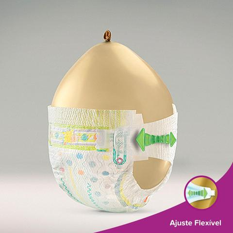 Imagem de Kit Fralda Pampers Premium Care Tamanho XG 64 Tiras