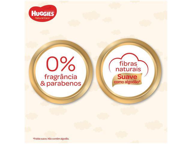 Imagem de Kit Fraldas Huggies Premium Puro e Natural