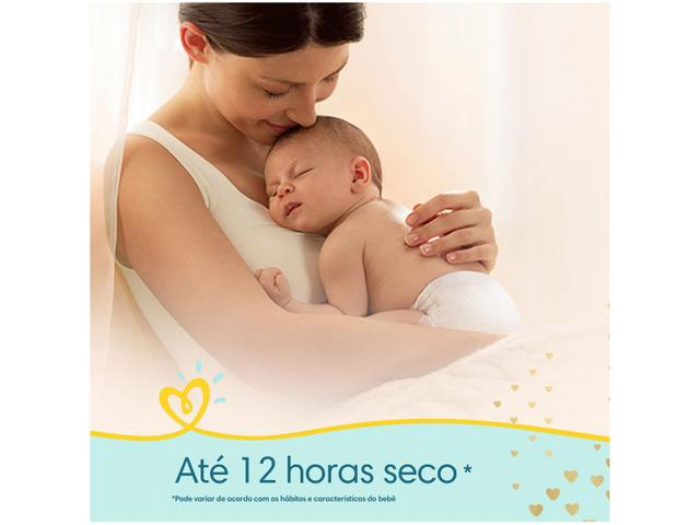 Imagem de Kit Fraldas Pampers Chá de Bebê Tam. G 9 a 13kg