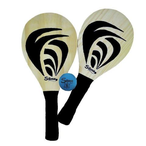 Imagem de Kit Frescobol com Bola