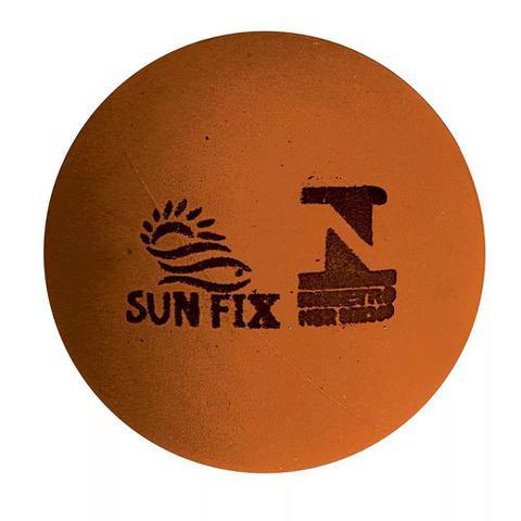 Imagem de Kit Frescobol De Praia Com 2 Raquetes 1 Bola Lazer Mor